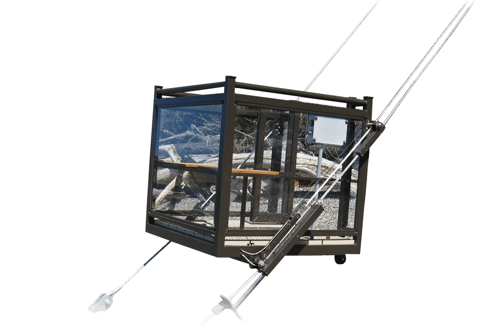 Hydraulic Elevator Cable System : Accumar cable track lifts lift systems